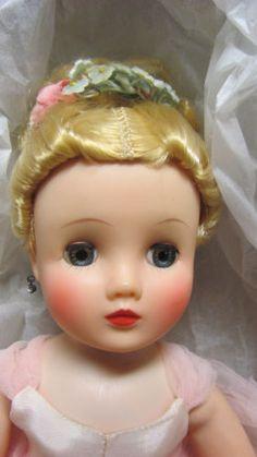 "~ Madame Alexander ""Elise"" Ballerina Doll ~"