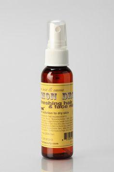 Treat Lemon Drops Refreshing Hair & Face Mist
