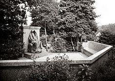 The Adams Memorial , Rock Creek Cemetery, Washington D.C.