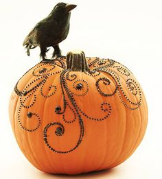 Black Crow Pumpkin