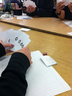 Decimals Go Fish!