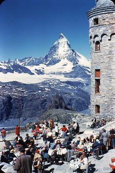 Real life Matterhorn