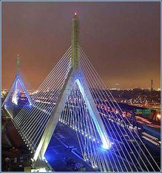 Zakim Bridge, Massachusetts