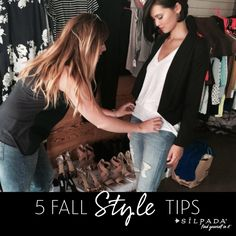 5 #Fall style tips from Silpada's stylist! #WomensFashion #Silpada