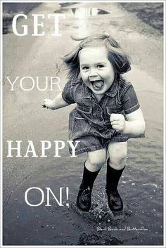 Have a fabulous Friday and a wonder-filled weekend. Get your happy on!! :D