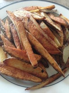 Crispy Oven Fries on MyRecipeMagic.com