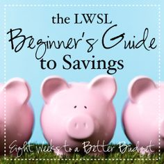 BLOG: Living Well Spending Less- 8 weeks to a better budget! FANTASTIC ADVICE-She tells it like it is!