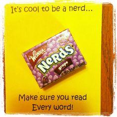 Cute motivation for standardized testing!