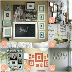 picture frame decorating