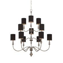 View the Jeremiah Lighting 28512 Willow Park 12-Light 3-Tier Chandelier at LightingDirect.com.