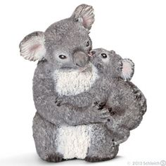 Koala Bear with Cub at theBIGzoo.com, a family-owned toy store.
