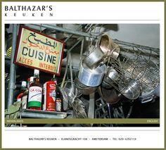 Balthazar's keuken - Elandsgracht 108
