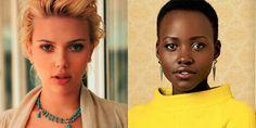 Scarlett Johansson e Lupita Nyong'o nel cast di The Jungle Book di Jon Favreau nuovo adattamento cinematografico di Il Libro della Giungla