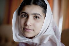 Celebrating Malala during Women's History Month.