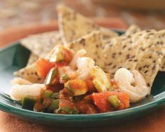 Mexican Shrimp Dip   Recipe | The Daily Meal