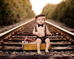 Baby Boy - Cake Smash Outfit - Baby Boy Photo Prop - Newsboy Outfit - Newborn Boy Photo Prop - Newsboy Hat - Smash Cake Outfit. $95.00, via Etsy.