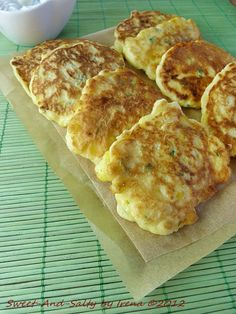 Kroketi od kukuruza i fete/Corn And Feta Fritters