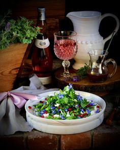 Arugula and Borage S