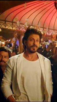 SRK - Happy New Year (2014)