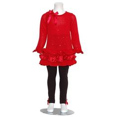 Rare Editions Red Christmas Sweater Leggings Outfit Little Girls 3M-6X Rare Editions, http://www.amazon.com/dp/B009LM9N1K/ref=cm_sw_r_pi_dp_YsyHqb0KZJAKM