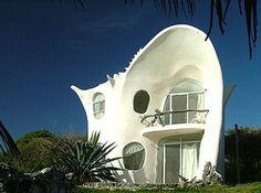 shell natural beach house