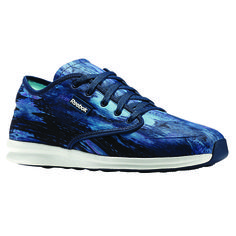 For the newbie joggers ~ You'll feel like you're walking on clouds in this light, machine-washable shoe. The street-style design is great for those who don't want to look too sporty. Skyscape chase shoes, $90, Reebok.