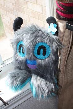 Monster Plush