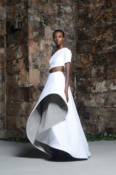 Rosie Assoulin Resort 2015 Collection Slideshow on Style.com