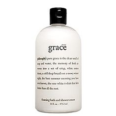 What it is:Indulge hair and body in the clean, refreshing scent of Pure Grace. The soft soap and water scent will have you craving your next shower.