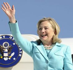 Thank you, Hillary!