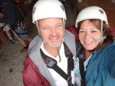 Unusual date ideas for Valentine's Day - ziplining, anyone?!