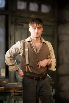See Daniel Radcliffe in the Cripple of Inishmaan on Broadway. (Auction ends 4/8/14) #charity #celebs