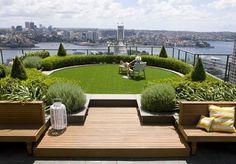 Urban Gardens and Terraces