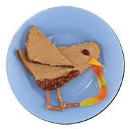 bird, peanuts, kid food, fun food, scavenger hunts