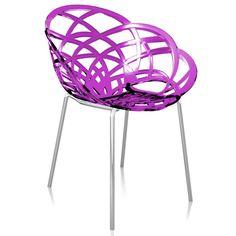 Eve ya da bahar bahçesine kurmalık bu eğlenceli tasarım sandalye Evimister'de: http://bit.ly/x6fuWj