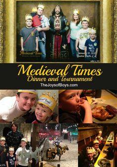 Medieval Times Dinne