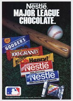 Neato Coolville: 1980's #Nestle