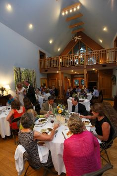 The Great Room at The Iris Inn is filled with memories and laughter. Create and share your own memories inside this very room. For more information, visit http://www.irisinn.com/weddings.html  #BnB #VA #Virginia #Wedding #IDo