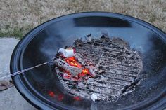Simple meals for cooking over an open fire.