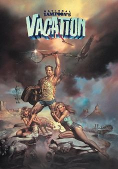 "Love all the National Lampoon/Chevy Chase ""Vacation"" movies!"