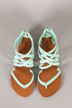 Cute Mint Sandals Summer Shoes Collection - Amazing Views