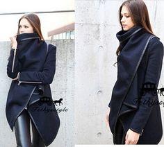 Cheap fashion winter coat, Buy Quality fashionable coats directly from China coat mink Suppliers:  2014 Autumn And Winter Women Medium-Long Faux Fox Fur Overcoat PU Long-Sleeve Coat