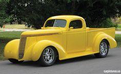 1937 Studebaker Coupe-Express Custom Pickup