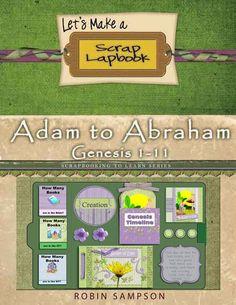 Genesis lapbook