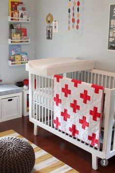 cute neutral nursery