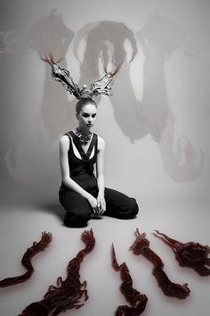 Mixed media, illustration and photography -  Veronique Meignaud