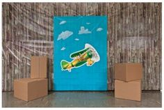 VBS Aviation Decorating Ideas!