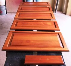 Image detail for -Cabinet Refinishing Process boards with nails