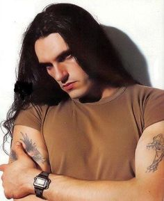 Peter Steele. A brilliant musician, reluctant humanitarian, and kind soul.