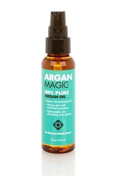 Argan Magic Hair l 100% Pure Argan Oil